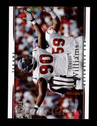 2007 Upper Deck #75  Mario Williams
