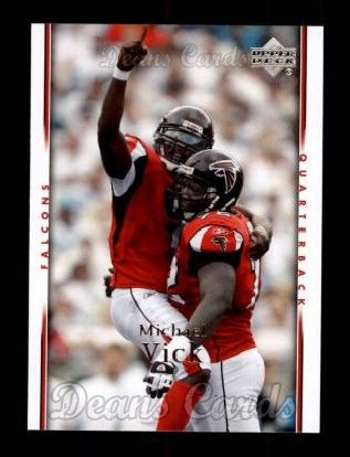 2007 Upper Deck #8  Michael Vick