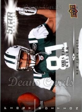 2008 Upper Deck First Edition #162  Dustin Keller