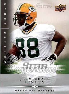 2008 Upper Deck First Edition #197  Jermichael Finley