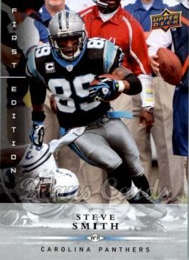 2008 Upper Deck First Edition #22  Steve Smith
