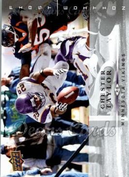 2008 Upper Deck First Edition #83  Chester Taylor