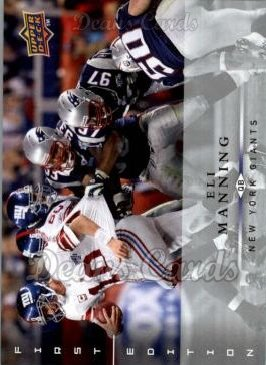 2008 Upper Deck First Edition #96  Eli Manning