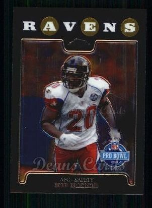 2008 Topps Chrome #150   -  Ed Reed All-Pro