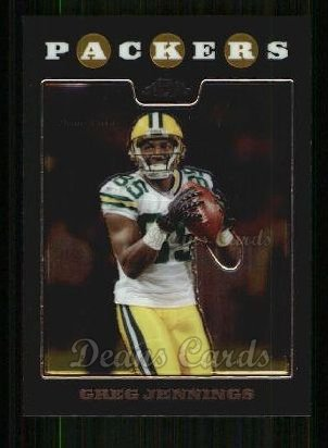 2008 Topps Chrome #61  Greg Jennings