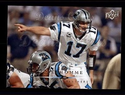 2008 Upper Deck #26  Jake Delhomme