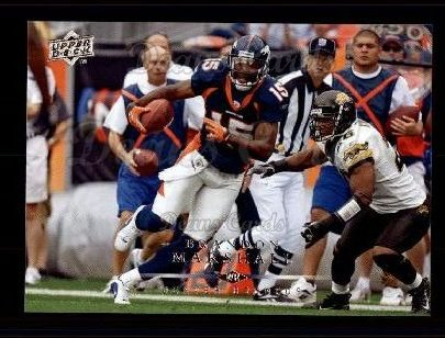 2008 Upper Deck #56  Brandon Marshall