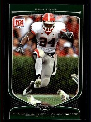 2009 Bowman Draft Platinum #116  Knowshon Moreno