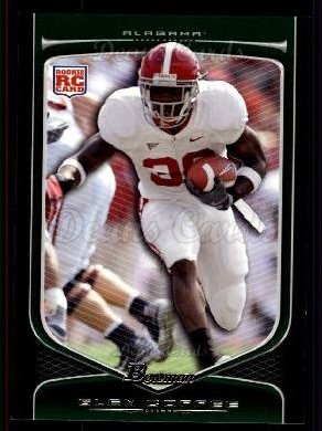 2009 Bowman Draft Platinum #122  Glen Coffee