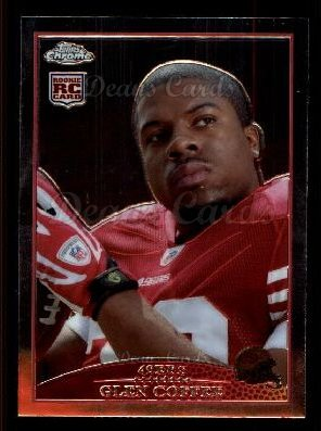 2009 Topps Chrome #152  Glen Coffee