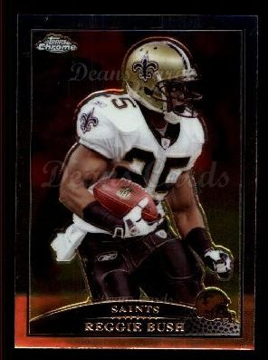 2009 Topps Chrome #92  Reggie Bush