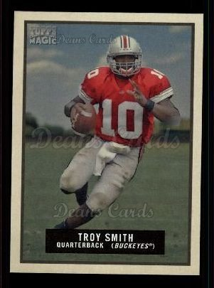 2009 Topps Magic #205  Troy Smith