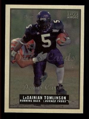 2009 Topps Magic #3  LaDainian Tomlinson