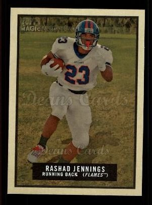 2009 Topps Magic #30  Rashad Jennings
