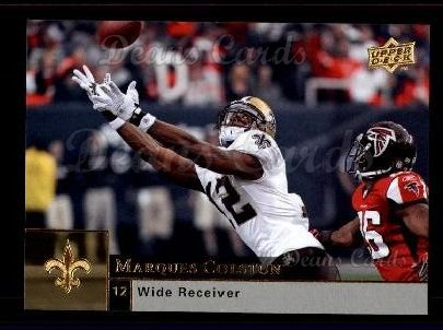 2009 Upper Deck #125  Marques Colston