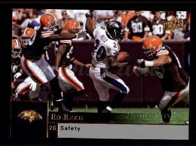 2009 Upper Deck #14  Ed Reed