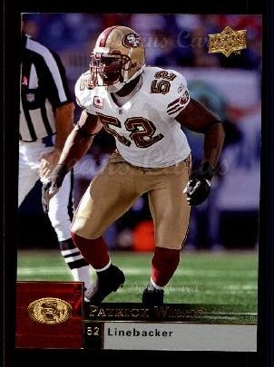 2009 Upper Deck #167  Patrick Willis