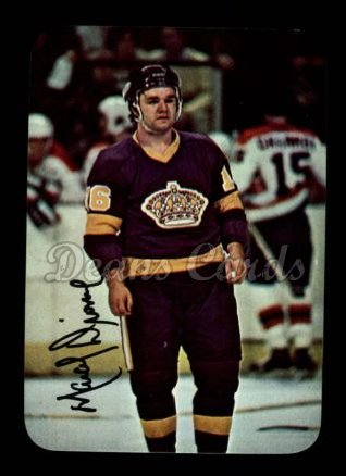 1977 Topps O-Pee-Chee Glossy Inserts #4 RND Marcel Dionne