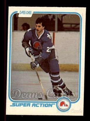 1981 O-Pee-Chee #285   -  Jacques Richard Super Action