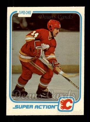 1981 O-Pee-Chee #52   -  Kent Nilsson Super Action