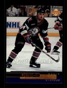 1999 Upper Deck #192  David Moravec