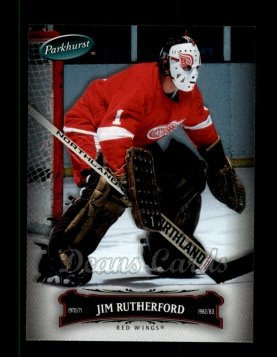 2006 Parkhurst #108  Jim Rutherford