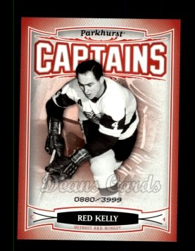 2006 Parkhurst #178  Red Kelly
