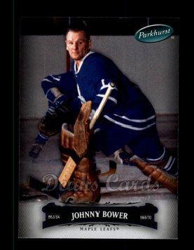 2006 Parkhurst #21  Johnny Bower