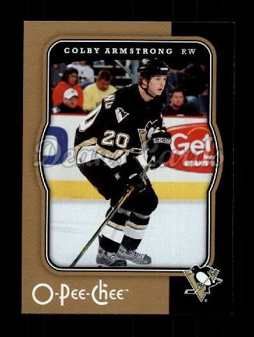 2007 O-Pee-Chee #395  Colby Armstrong