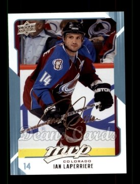 2008 Upper Deck MVP #78  Ian Laperriere