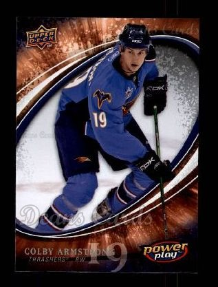2008 Upper Deck Power Play #16  Colby Armstrong