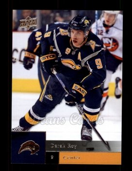 2009 Upper Deck #11  Derek Roy