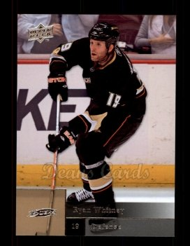 2009 Upper Deck #149  Ryan Whitney