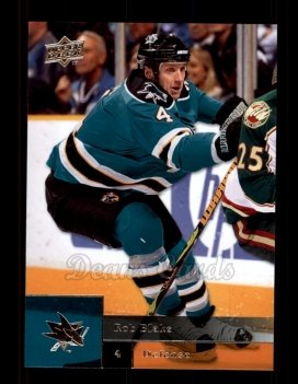 2009 Upper Deck #155  Rob Blake