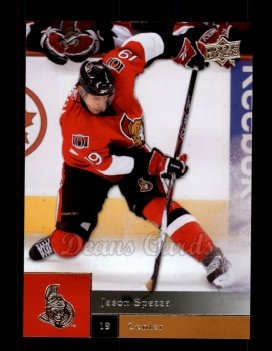 2009 Upper Deck #22  Jason Spezza