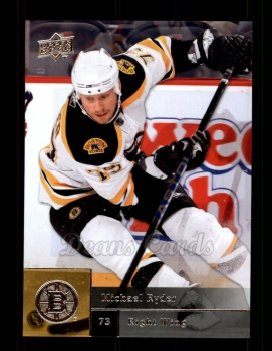 2009 Upper Deck #253  Michael Ryder