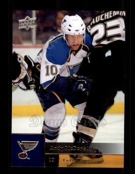 2009 Upper Deck #351  Andy McDonald