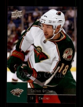 2009 Upper Deck #441  Colton Gillies