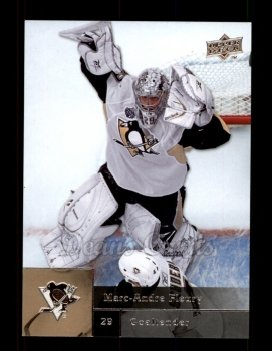 2009 Upper Deck #47  Marc-Andre Fleury