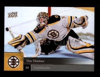 2009 Upper Deck #5  Tim Thomas