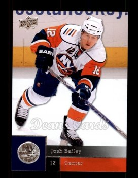 2009 Upper Deck #56  Josh Bailey