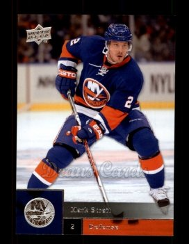 2009 Upper Deck #58  Mark Streit