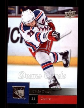 2009 Upper Deck #65  Chris Drury