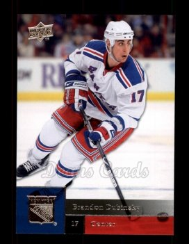 2009 Upper Deck #67  Brandon Dubinsky
