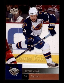 2009 Upper Deck #75  Bryan Little