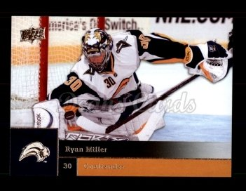 2009 Upper Deck #9  Ryan Miller