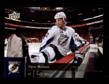2009 Upper Deck #91  Ryan Malone