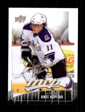 2009 Upper Deck MVP #159  Anze Kopitar