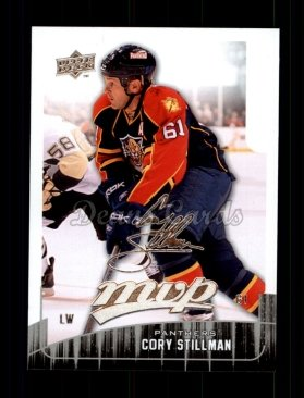 2009 Upper Deck MVP #172  Cory Stillman