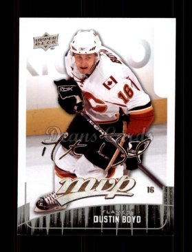 2009 Upper Deck MVP #255  Dustin Boyd